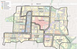 Exchange District Condos map 2